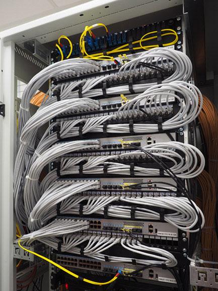 dátový rack