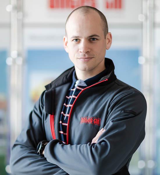 Ing. Peter Modranský