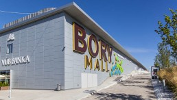 referencia Bory mall Bratislava
