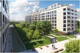 referencia bytový dom Urban Residence, Bratislava